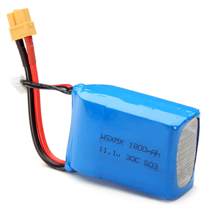 LiPo Battery 3S, 30C - Cheap energy for your ZMR250 Drone, just $10.99 US